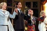 Jayne Atkinson Photo - Jayne Atkinson Rupert Everett Angela Lansbury and Christine Ebersole Curtain Call on Opening Night of Noel Cowards Blithe Spirit at the Shubert Theatre in New York City on 03-15-2009 Photo by Henry McgeeGlobe Photos Inc 2009