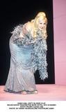 Kathy Najimy Photo -  Dirty Blonde Play Helen Hayes Theatrethe Muse Hotel NYC 01222001 Kathy Najimy (Curtain Call) Photo by Henry McgeeGlobe Photosinc
