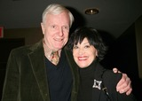 Fred Ebb Photo - JOHN McMARTIN AND CHITA RIVERA AT THE FRED EBB FOUNDATION AND ROUNDABOUT THEATRE COMPANY COCKTAIL RECEPTION AND PRESENTATION OF THE 1ST ANNUAL FRED EBB AWARD FOR MUSICAL THEATRE SONGWRITING AT THE AMERICAN AIRLINES THEATRE PENTHOUSE LOUNGE IN NEW YORK CITY ON 11-29-2005  PHOTO BY HENRY McGEEGLOBE PHOTOS INC 2005K46088HMc