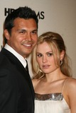 Adam Beach Photo - NYC  052307Adam Beach and Anna Paquin (with blonde hair)premiere of their new movie BURY MY HEART AT WOUNDED KNEE at the American Museum of Natural HistoryDigital Photo by Adam Nemser-PHOTOlinknet