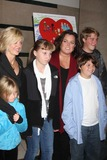 Kelly ODonnell Photo - Rosie ODonnell Kelli kids4905JPGNYC  011910Rosie ODonnell with former partner Kelli ODonnell and their 4 kids Parker ODonnell (14 12 years old) Chelsea ODonnell (12 12) Blake ODonnell (9 years old) and Vivienne ODonnell (7 years old) at a screening of her new HBO documentary A Family Is a Family Is a Family A Rosie ODonnell Celebration at the HBO officesDigital Photo by Adam Nemser-PHOTOlinknet