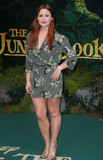 Arielle Free Photo - April 11 2016 - Arielle Free attending The Jungle Book European Premiere at BFI Imax in London UK