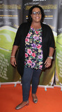 Alison Hammond Photo - Apr 26 2014 - London England UK - Super Juice Me - UK film premiere Odeon West End Leicester SquarePictured Alison Hammond