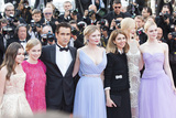 Angourie Rice Photo - CANNES FRANCE - MAY 24 (R-L) Angourie Rice Colin Farrell Nicole Kidman director Sofia Coppola Kirsten Dunst Elle Fanning Addison Riecke and Youree Henley attend the The Beguiled screening during the 70th annual Cannes Film Festival at Palais des Festivals on May 24 2017 in Cannes France(Photo by Laurent KoffelImageCollectcom)