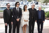 Adam Driver Photo - CANNES FRANCE - MAY 16 Carter Logan Adam Driver Golshifteh Farahani director Jim Jarmusch and Joshua Astrachan attend the Paterson photocall during the 69th annual Cannes Film Festival at the Palais des Festivals on May 16 2016 in Cannes France(Photo by Laurent KoffelImageCollectcom)