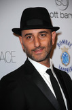 SCOTT BARNES Photo - Photographer Carl Simone arriving at the launch party for Scott Barnes About Face book at Provocateur at The Hotel Gansevoort on January 20 2010 in New York City
