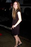 ALLIE STAMLER Photo - Allie Stamler arrives at The Ten premiere at DGA Theater in New York City