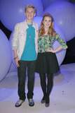 Kenton Duty Photo - Kenton Duty and Caroline Sunshine attend Disney Kids and Family Upfront on March 16 2011 in New York City
