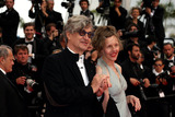 Wim Wenders Photo - May 21 2014 CannesWim Wenders and his wife Donata Wenders at the premiere of The Search during the 67th Cannes International Film Festival at Palais des Festivals on May 21 2014 in Cannes France