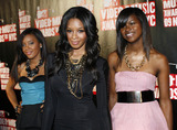Vanessa Simmons Photo - Designers Angela Simmons Vanessa Simmons and Jessica Brown outside the 2009 MTV Video Music Awards at Radio City Music Hall on September 13 2009 in New York City