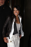 Michelle Rodriguez Photo - Michelle Rodriguez arriving at a screening of Battle in Seattle at the Tribeca Grand Screening room on September 17 2008 in New York City