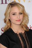 DIANNA ARGON Photo - Dianna Agron attends the 2nd annual Mary J Blige honors concert at the Hammerstein Ballroom on May 01 2011 in New York City