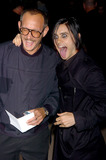Terry Richardson Photo - Terry Richardson and Jared Leto at the Marc Jacobs Spring 2007 Fashion Show