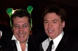 Alain Chabat Photo - Actor MIKE MYERS (right) with director ALAIN CHABAT at the premiere of their movie Shrek at the Cannes Film Festival12MAY2001  Paul SmithFeatureflash