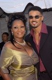 Lena Horne Photo - Singers PATTI LABELLE  SHEMAR MOORE  at the 7th Annual Soul Train Lady of Soul Awards in Santa Monica California Patti was honored with the Lena Horne Lifetime Achievement Award28AUG2001   Paul SmithFeatureflash