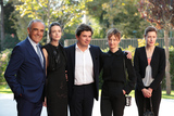 Alba Rohrwacher Photo - Venice Film Festival director Alberto Barbera director Nicolas Saada  actresses Stacy Martin Alba Rohrwacher  Gina McKee at the premiere of Taj Mahal at the 2015 Venice Film FestivalSeptember 10 2015  Venice ItalyPicture Kristina Afanasyeva  Featureflash