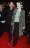 R E M Photo - COURTNEY LOVE with MICHAEL STIPE of REM at the premiere of The English PatientNovember 6 1996