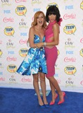 Bella Thorne Photo - Bella Thorne  Zendaya Coleman at the 2014 Teen Choice Awards at the Shrine AuditoriumAugust 10 2014  Los Angeles CAPicture Paul Smith  Featureflash