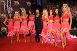 Aliona Vilani Photo - Janette Manrara Ola Jordan Aliona Vilani Otlile Mabuse Peter Andre Kristina Rihanoff Joanne Clifton Karen Hauer and Natalie Lowe at the Strictly Come Dancing 2015 TV series launch at Elstree StudiosBorehamwood Herts September 1 2015  Borehamwood UKPicture James Smith  Featureflash