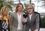 Andrew Dominik Photo - Brad Pitt and Andrew Dominik during the Killing them Softly photocall during the 65th Cannes Film Festival Cannes France 22052012 Picture by Henry Harris  Featureflash