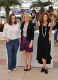 Samantha Morton Photo - Samantha Morton (left) Michelle Williams  Catherine Keener at photocall for their new movie Synecdoche New York at the 61st Annual International Film Festival de Cannes May 23 2008  Cannes FrancePicture Paul Smith  Featureflash