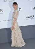 Milla Jovovich Photo - Milla Jovovich at amfARs 20th Cinema Against AIDS Gala at the Hotel du Cap dAntibes FranceMay 23 2013  Antibes FrancePicture Paul Smith  Featureflash