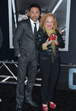 Carol Connors Photo - Boxer Oscar De La Hoya  singersongwriter Carol Connors at the Los Angeles World premiere of Creed at the Regency Village Theatre WestwoodNovember 19 2015  Los Angeles CAPicture Paul Smith  Featureflash