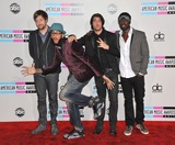Gym Class Heroes Photo - Gym Class Heroes at the 2011 American Music Awards at the Nokia Theatre LA Live in downtown Los AngelesNovember 20 2011  Los Angeles CAPicture Paul Smith  Featureflash