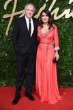 Salma Hayek Photo - Salma Hayek  husband Francois-Henri Pinault at the British Fashion Awards 2015 at the Coliseum Theatre LondonNovember 23 2015  London UKPicture Steve Vas  Featureflash
