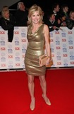 Anthea Turner Photo - Anthea Turner arriving for the National Television Awards 2013 at the O2 Arena London 23012013 Picture by Alexandra Glen  Featureflash