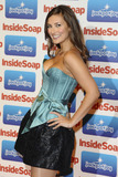 Alexis Peterman Photo - Alexis Peterman arriving for the Inside Soap Awards 2011 at Gilgamesh Camden London 26092011 Picture by Steve Vas   Featureflash