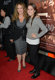 Catherine Bach Photo - Actress Catherine Bach  daughter Sophia Isabella Lopez at the US premiere of Trumbo at the Academy of Motion Picture Arts  Sciences Beverly HillsOctober 27 2015  Los Angeles CAPicture Paul Smith  Featureflash