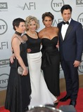 Vanessa Vadim Photo - Jane Fonda  daughter Vanessa Vadim (left) son Troy Garity  his wife Simone Bent at the 2014 American Film Institutes Life Achievement Awards honoring Jane Fonda at the Dolby Theatre HollywoodJune 5 2014  Los Angeles CAPicture Paul Smith  Featureflash