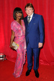 Adam Woodyatt Photo - Diane Parish and Adam Woodyatt arriving for the 2014 British Soap Awards at the Hackney Empire London 24052014 Picture by Steve Vas  Featureflash