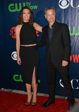 Alana de la Garza Photo - Gary Sinise  Alana de la Garza at the CBS - Showtime  CW Summer TCA Party at the Pacific Design Centre West HollywoodAugust 10 2015  Los Angeles CAPicture Paul Smith  Featureflash