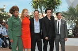 John Cusack Photo - LtoR Macy Gray Nicole Kidman Matthew McConaughey John Cusack  Zac Efron at the photocall for their new movie The Paperboy in competition at the 65th Festival de CannesMay 24 2012  Cannes FrancePicture Paul Smith  Featureflash