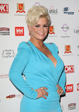 Kerry Katona Photo - Kerry Katona arriving for the OK Magazine Christmas Party Sway London  27112012 Picture by Alexandra Glen  Featureflash