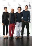 Akram Khan Photo - Freida Pinto Akram Khan Reece Ritchie and Tom Cullen at the Desert Dancer photocall held at Sadlers WellsLondon 09102012 Picture by Henry Harris  Featureflash
