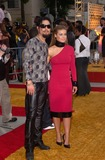Dave Navarro Photo - Actress CARMEN ELECTRA  boyfriend DAVE NAVARRO of Red Hot Chilli Peppers at the MTV Movie Awards in Los Angeles02JUN2001