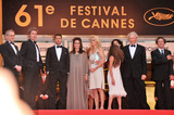 Kyle Eastwood Photo - Kyle Eastwood Brad Pitt Angelina Jolie Alison Eastwood Clint Eastwood  Dina Eastwood at the gala premiere of their new movie Changeling at the 61st Annual International Film Festival de CannesMay 20 2008  Cannes FrancePicture Paul Smith  Featureflash