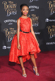 Skai Jackson Photo - HOLLYWOOD CA - MARCH 2 Actor Skai Jackson attends Disneys Beauty And The Beast World Premiere at El Capitan Theatre on March 2 2017 in Hollywood California  (Photo by Barry KingImageCollectcom)