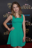 Alyssa Jirrels Photo - Alyssa Jirrels 10202016 The world premiere of Doctor Strange held at the TCL Chinese Theater in Hollywood CA Photo by Izumi Hasegawa  HollywoodNewsWireco