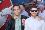 Andy Hurley Photo - Fall Out Boy Pete Wentz Andy Hurley 07092016 The Los Angeles Premiere of Ghostbusters held at the TCL Chinese Theatre in Hollywood CA Photo by Izumi Hasegawa  HollywoodNewsWireco