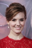 Maggie Grace Photo - Maggie Grace 02012016 The Los Angeles special Screening The Choice held at Arclight Hollywood in Los Angeles CA Photo by Izumi Hasegawa  HollywoodNewsWirenet
