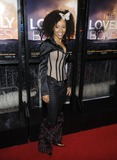 Chrystee Pharris Photo - Actress Chrystee Pharris attends the screening of The Lovely Bones at the Paris Theatre in New York NY on December 2nd 2009 (Pictured Chrystee Pharris)
