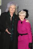 Anita Dobson Photo - LondonUK Brian May and Anita Dobson at the Star Wars The Force Awakens - European Premiere at Leicester Square  16th December 2015Ref LMK73-59062-171215Keith MayhewLandmark Media WWWLMKMEDIACOM