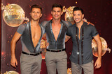 Aljaz Skorjanec Photo - Borehamwood UK Pasha Kovalev Aljaz Skorjanec and Giovanni Pernice at Strictly Come Dancing 2016 Launch at Elstree Studios Hertfordshire on August 30th 2016Ref LMK73-61007-310816Keith MayhewLandmark MediaWWWLMKMEDIACOM