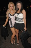 Aaliyah Photo - London UK  Lisa Marie and Aaliyah Johnson arriving at  the Miss Sunday Sport Final  View Lounge  Leicester Square 28th February 2007 Can NguyenLandmark Media