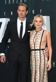 Margot Robbie Photo - LondonUK  Margot Robbie and Alexander Skarsgard at the  UK Premiere of The Legend of Tarzan at the Odeon Leicester Square London 5th July 2016 Ref LMK73-60812-060716Keith MayhewLandmark Media WWWLMKMEDIACOM