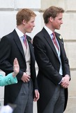 William Prince Photo - London Prince William and Prince Harry at the royal wedding of Prince Charles and Camillia Parker Bowles at Windsor Guildhall9 April 2005Jenny RobertsLandmark Media
